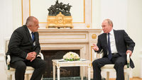 What does Bulgaria want from Russia?