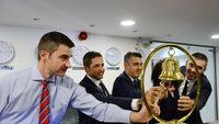 Sofia bourse turnover falls despite biggest IPO in decade