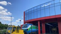 Locomotives of the future depart from Ruse