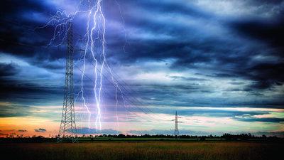 Electricity market gone crazy
