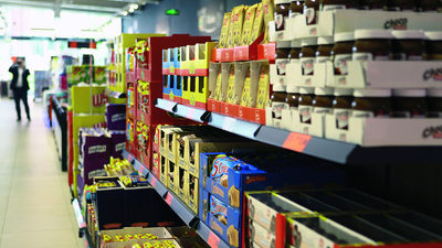 Retail Chains: Tasty Growth of 10%