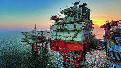 Black Sea gas rush