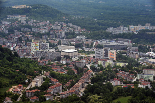 The small industrial powerhouse in northern Bulgaria