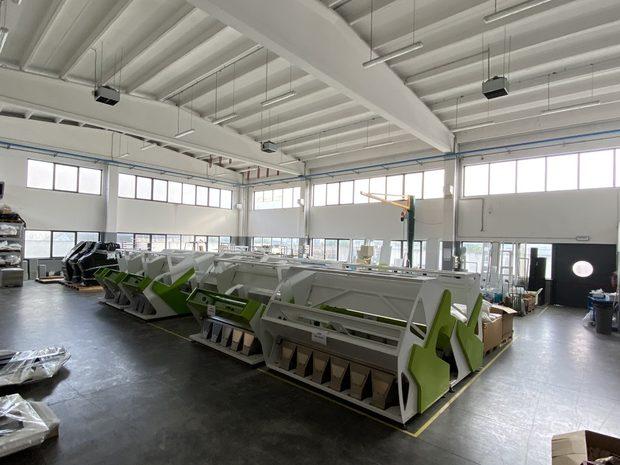 Bulgarian machine-maker acquires Italian supplier