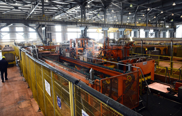 Exports in crisis: A boost from copper
