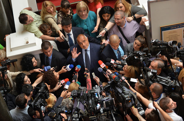 What's the problem with Bulgarian media?
