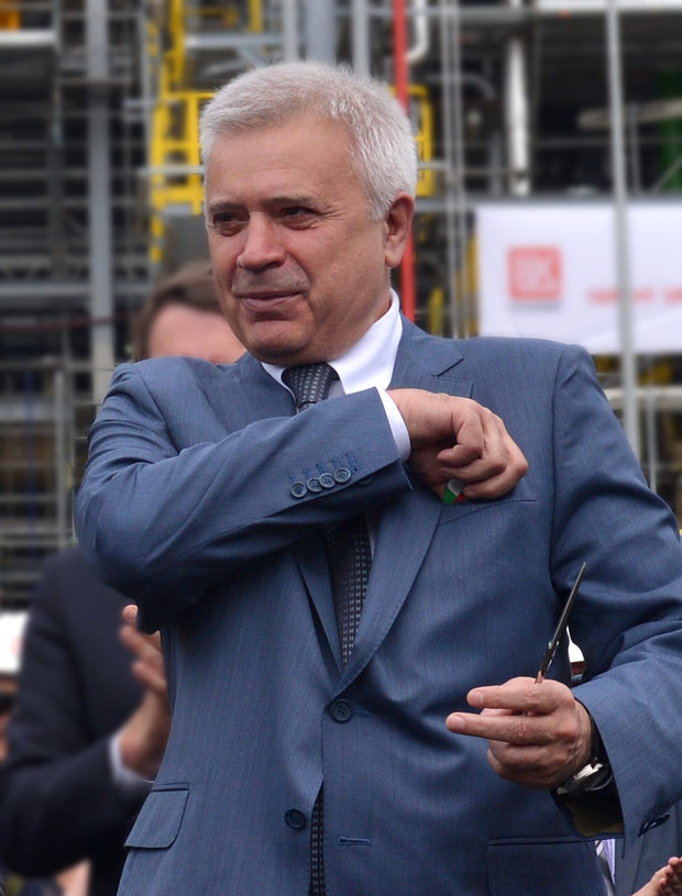 The secret 100 million euro investment of Russian billionaire Vagit Alekperov