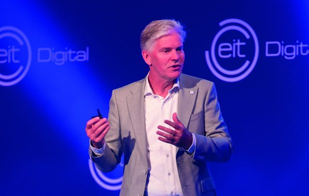 Willem Jonker: Europe is better positioned for talent, but lagging behind in tech investment