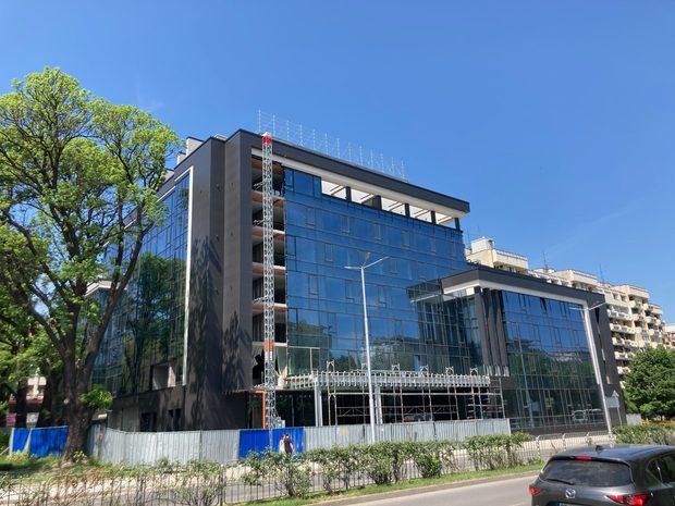 Hilton and Radisson's second hub in Bulgaria
