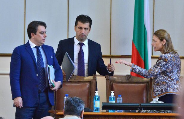 Quite a day: New caretaker gov't, new elections and a new challenger