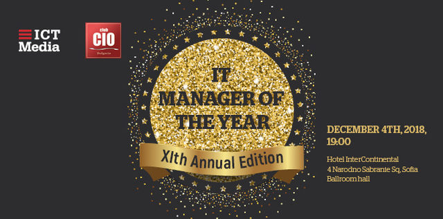 XIth Edition of IT Manager of the Year Awards 2018