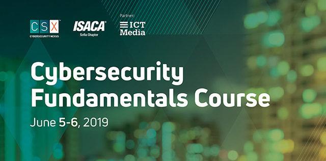 Cybersecurity Foundamentals Course 2019
