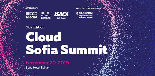 Cloud Sofia Summit