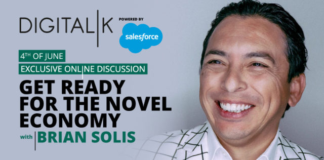 Get Ready for the Novel Economy with Brian Solis