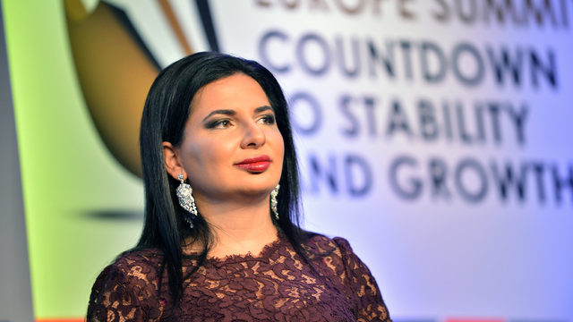 Ruzha Ignatova, the founder of OneCoin