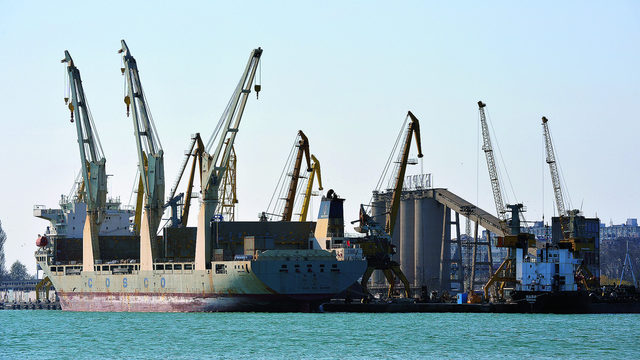 Port Burgas, a new addition to the SOFIX index, has a good performance so far