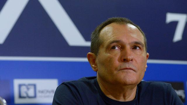 Vassil Bozhkov, ex-gambling tycoon, in happier times
