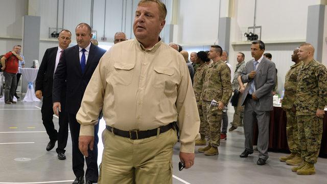 Krassimir Karakachanov, Defence Minister from VMRO