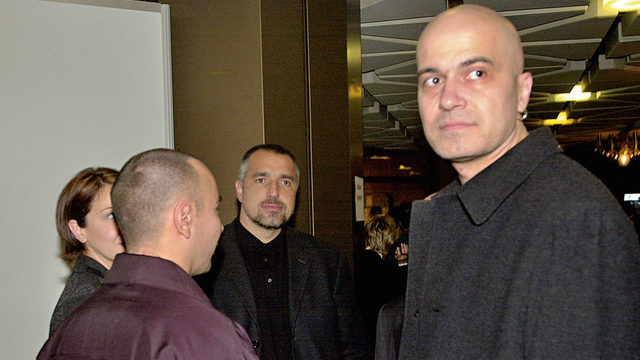 For a brief period during their simultaneous rise to fame, Mr Trifonov and Mr Borissov were considered friends. Then it all changed