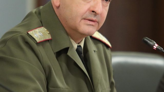 Prof. Gen. Ventsislav Mutafchiyski, who became the face and moving force of the fight against the first Covid-19 wave