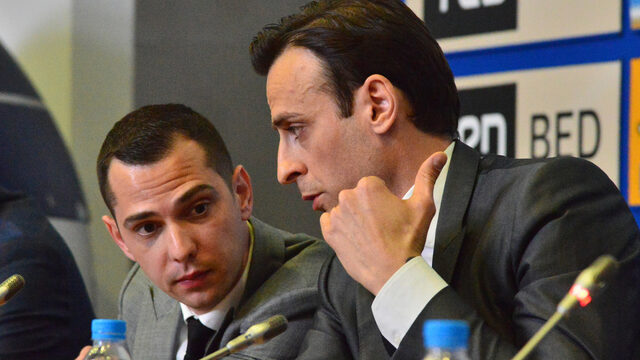 The ex-star of Man Utd and Tottenham Dimitar Berbatov wants to take over the BFU and deal with the problems there. It will not be easy.