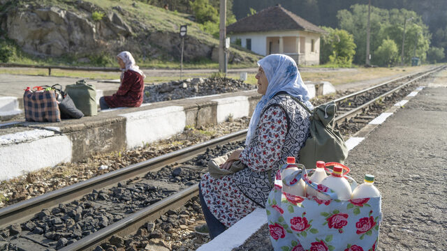 Around the village of Tsvetino are several Muslim villages which are known for milk production. According to local traditions, women take the train in order to sell the milk in bigger towns, especially Velingrad, Cherna Mesta and Yakuruda— all reachable by train.