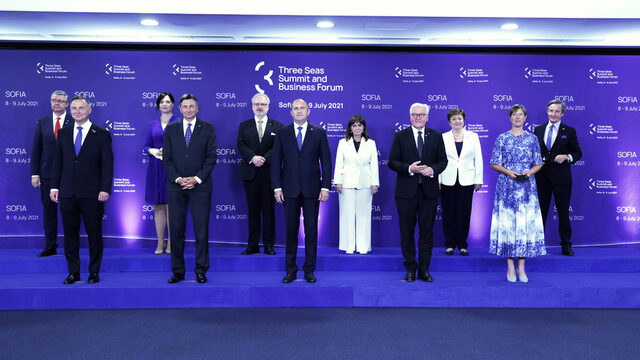 The Three Seas Initiative saw leaders from 12 countries, as well as the head of the IMF Kristalina Georgieva and representatives of the EU Commission and the US Congress attend one of the most important international meetings in Sofia in recent years