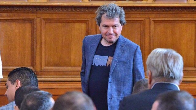 """On Thursday Morning, Mr Yordanov from TISP refuted Mr Ivanov's points in parliament by declaring that his party """"won't play by your [Democratic Bulgaria and Stand up, BG!] rules."""""""