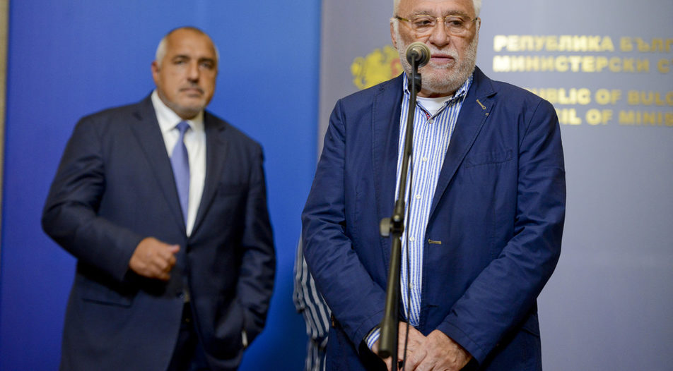 Emilian Gebrev (right) experienced not only dirty tricks from his foreign competitors, but pressure from his own government to drop the purchase of Bulgarian arms manufacturer