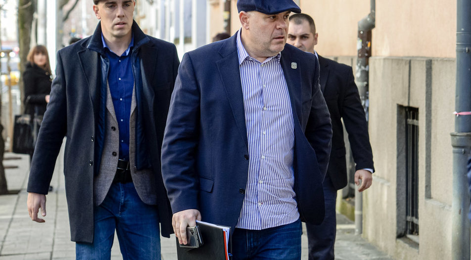 Prosecutor General Ivan Geshev likes to project himself as the prosecutor of the people