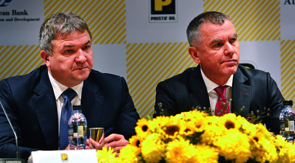 Plamen (left) and Atanas Bobokov