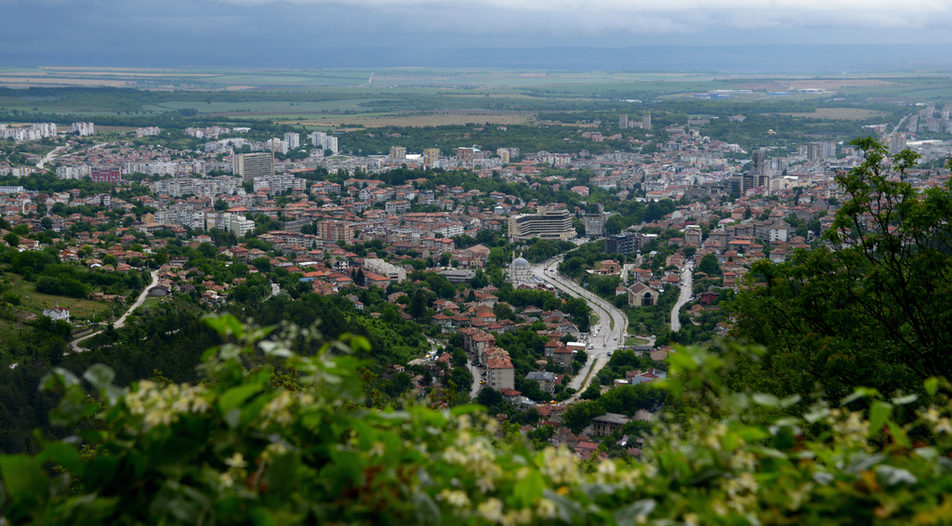 Shumen has a good industrial base but it's not enough to pull the local economy forward fast enough.