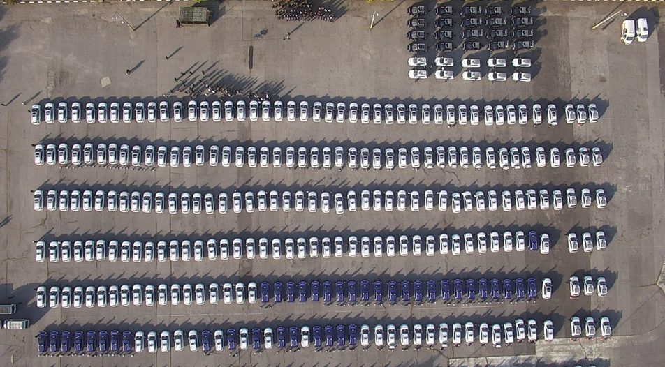 The vehicles were bought during the current government of GERB
