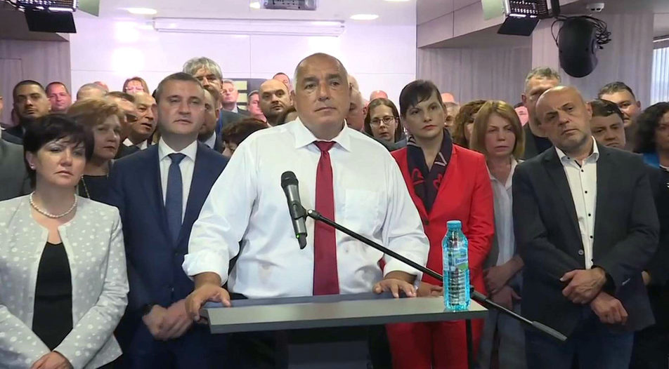 One of the last time Prime Minister Boyko Borissov responded to journalist questions was almost a year ago