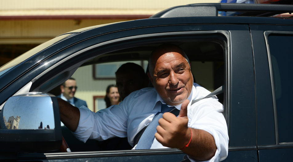 Prime Minister Boyko Borissov did not face his opponents or engage in any debate during the campaign, choosing to directly communicate with his voters from his eponymous jeep