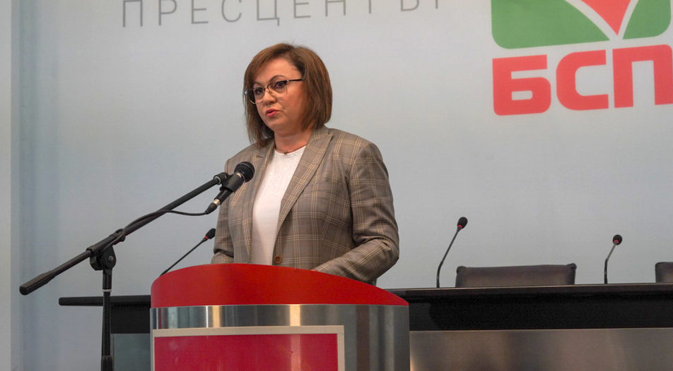 Socialist leader Kornelia Ninova called opposition parties to stop GERB from signing any last-minute deals before they leave office