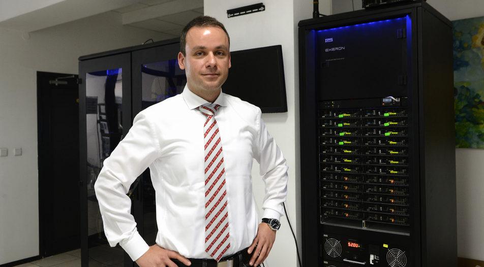 Alexander Rangelov, IPS