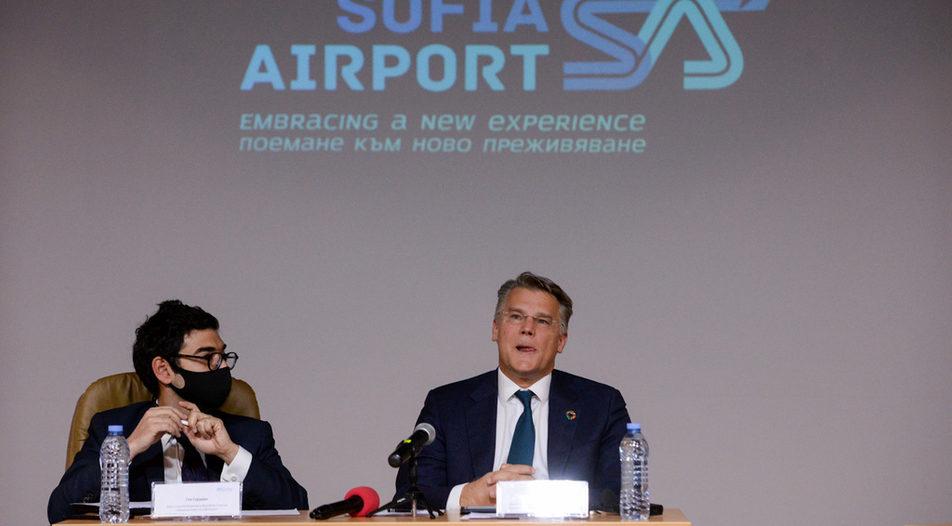 Meridiam will run Sofia airport for the next 35 years