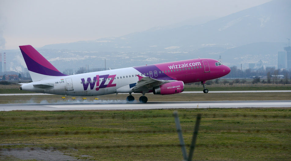 Wizz Air market capitalization is now larger than EasyJet's and more than double Air France-KLM's