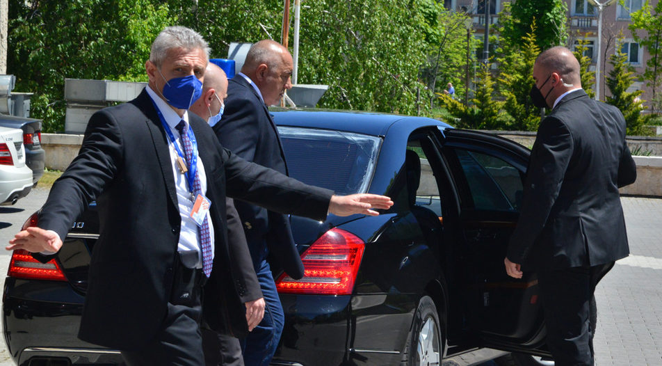 Mr Borissov going away - forever or just for the summer?