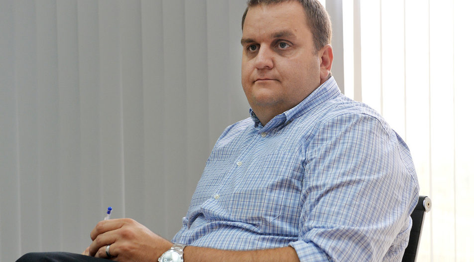 Shaun Bosch has been in Bulgaria as a GM for another business and now he is starting his own