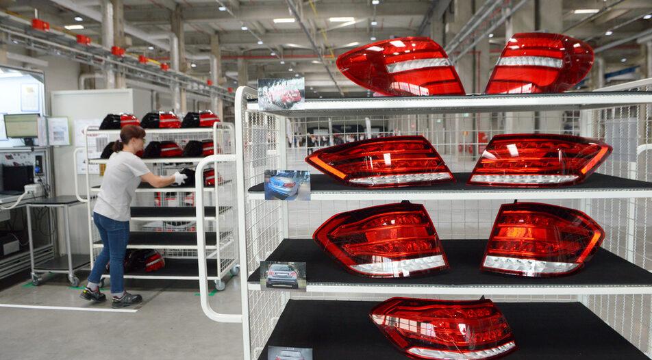 Odelo Bulgaria's production facility
