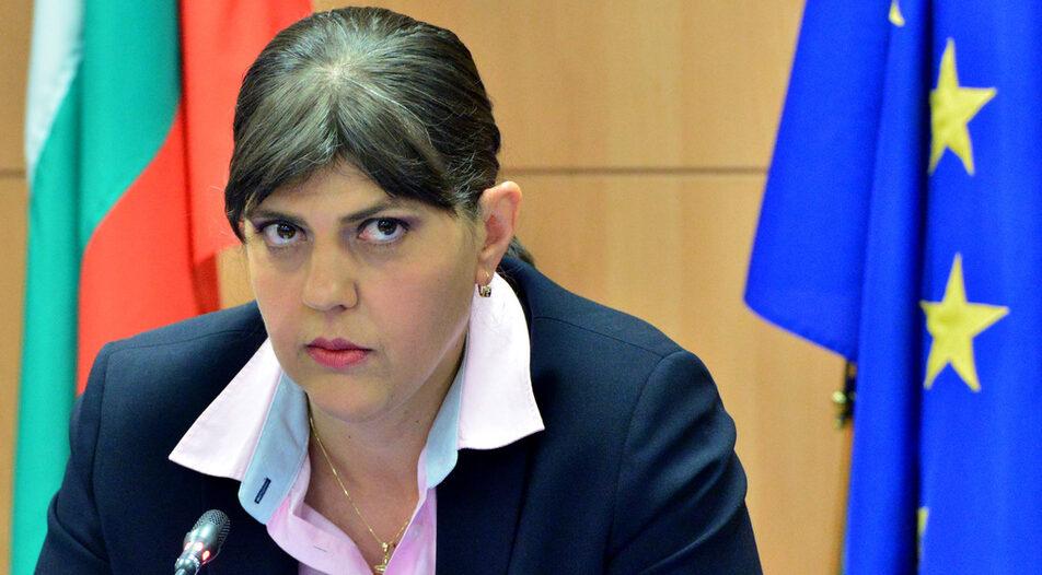European prosecutor-in-chief Laura Kovesi