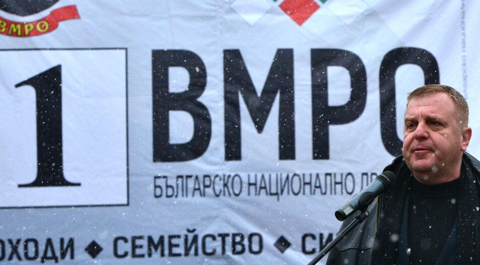 Krassimir Karakachanov, leader of VMRO, is the second high-ranking nationalist politician to be fined for hate speech after his coalition partner from NFSB Valeri Simeonov got sentenced for anti-Roma hate speech back in 2017.