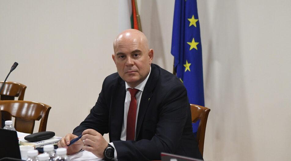 Chief Prosecutor Ivan Geshev