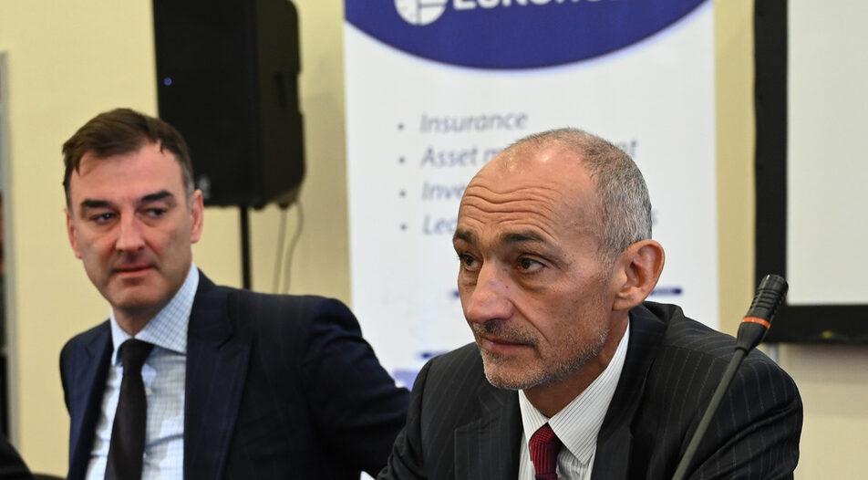 Eurohold's chairman Asen Hristov