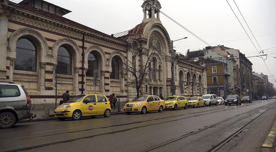 Central Hali building, Sofia