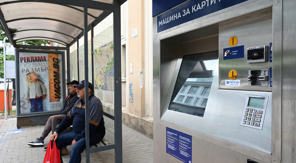 Varna still has issues with the new ticketing system