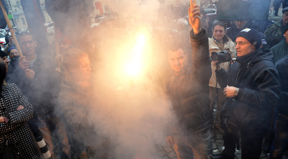 Last time energy prices skyrocketed, Bulgarians took to the streets and took down Boyko Borissov's first cabinet