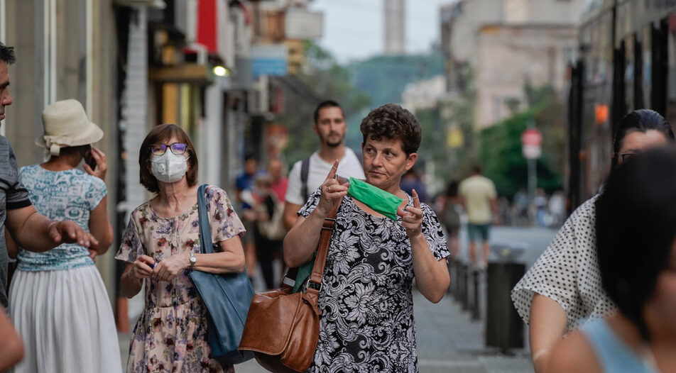 The pandemic is ones again speeding up in Bulgaria